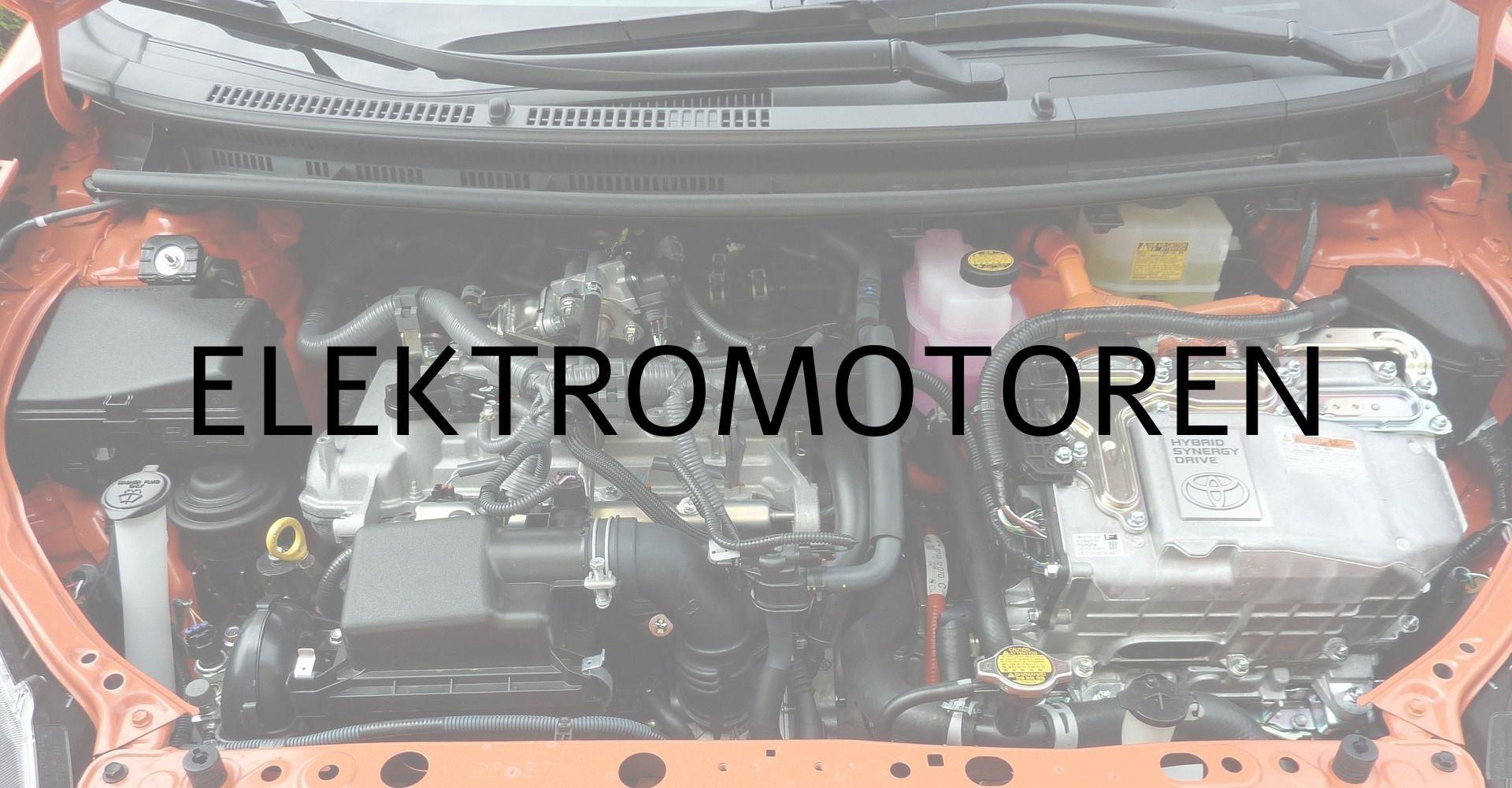 Hochwertige Dauermagnete in Elektromotoren