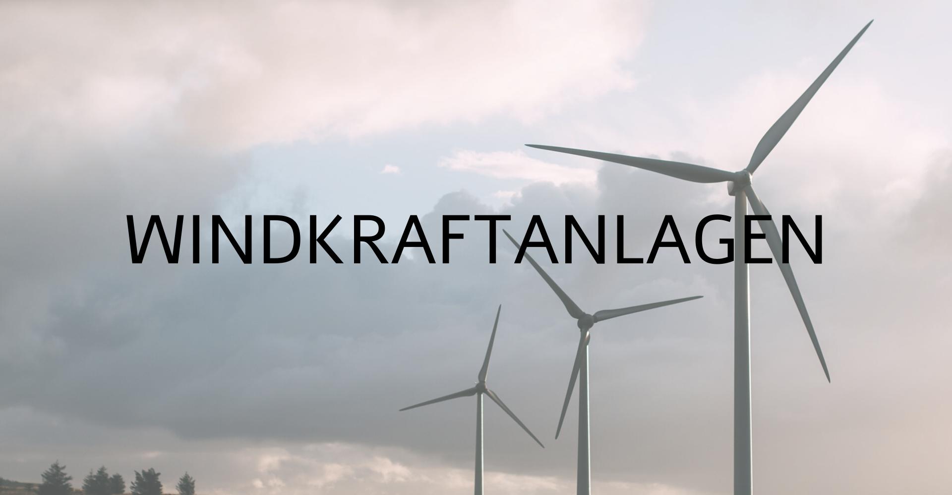Hochwertige Dauermagnete in Windkraftanlagen
